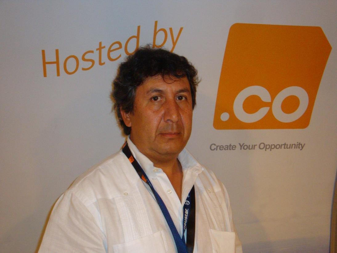 Эдуардо Сантойо, .CO Internet